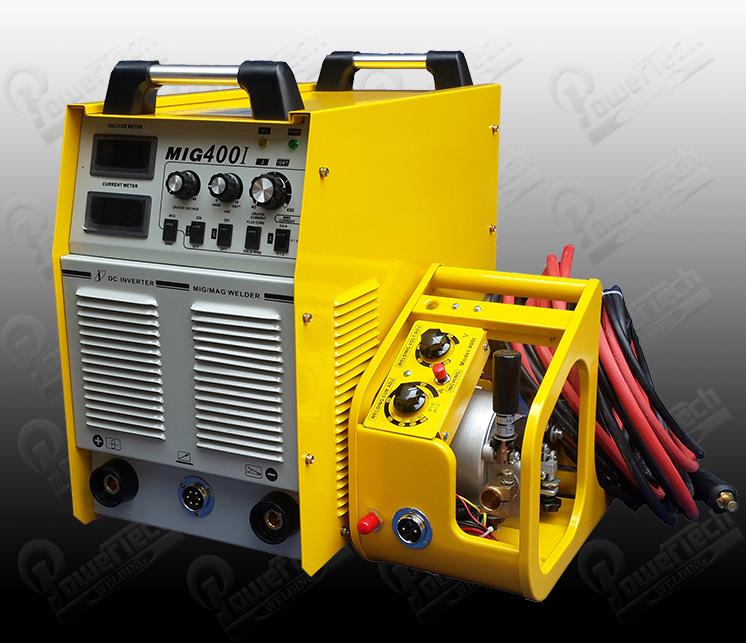 MIG 400 IGBT WELDING MACHINE