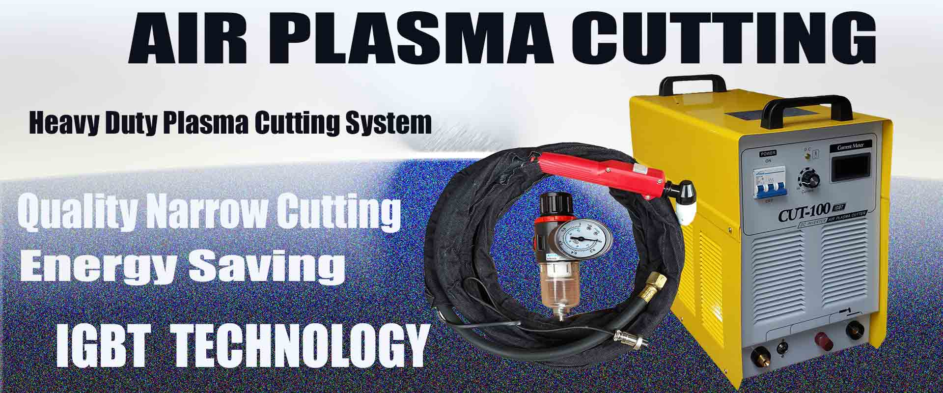 IGBT PLASMA CUTTING MACHINE