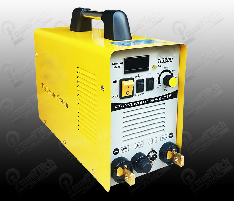 TIG 200 DC WELDING MACHINE