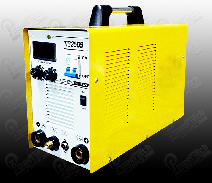 SINGLE PHASE TIG WELDING MACHINE