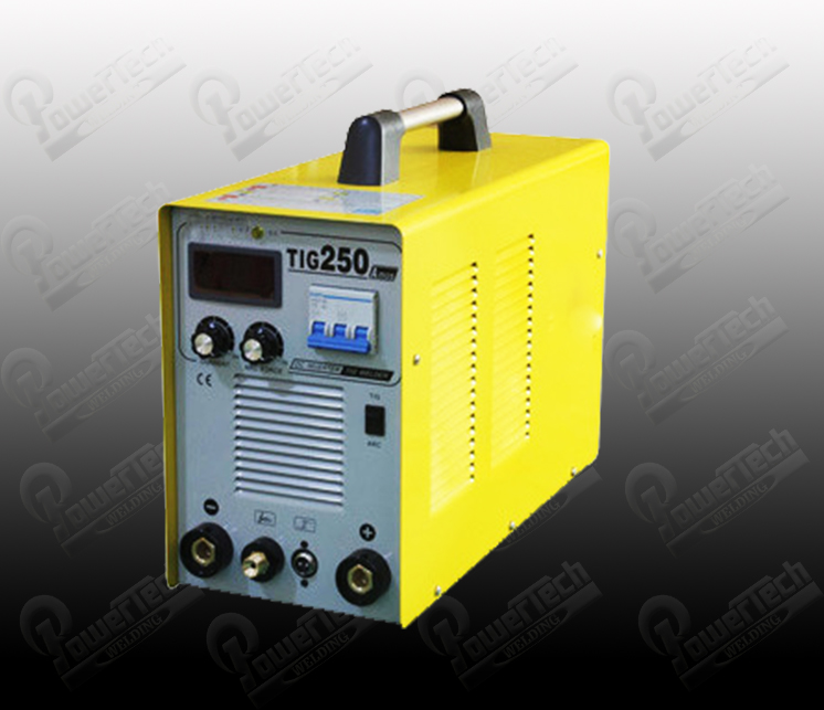 TIG 250 INVERTER WELDING MACHINE